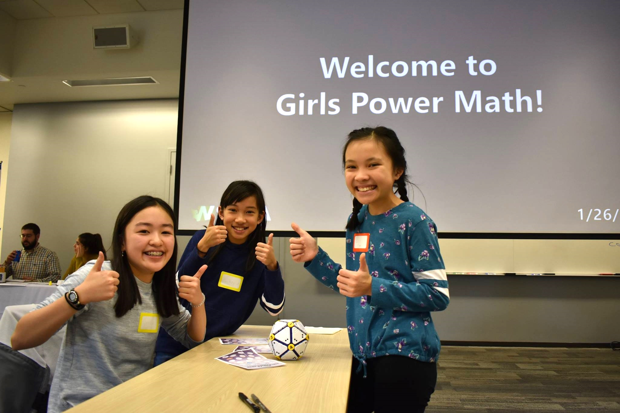 Girls Power Math 2019